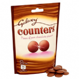 Mars Galaxy Counters Chocolate Pouch 112g
